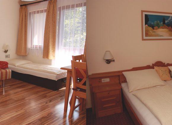 GRÜNAUHOF FAMILY Standard 30-36 m² mit kleinem Kinderzimmer
