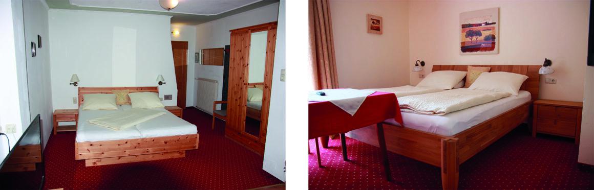 GRÜNAUHOF FAMILIENZIMMER PLUS inkl. Kinderzimmer mit 2 Badezimmer, 42-45 m²